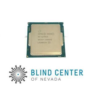 Intel Xeon Processor E3-1270 V5 3.6GHz/8MB Cache/Quad Core HT SR2LF