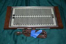 Vintage Salton Electric Hotray Warming Tray Food Warmer w/ Original Cord H-910