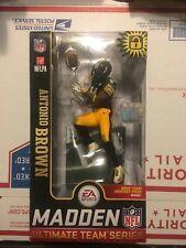 Antonio Brown Pittsburgh Steelers McFarlane Madden 19 Series 1 Figure Variant