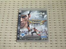 Virtua FIGHTER 5 per PlayStation 3 ps3 PS 3 * OVP *