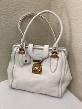 Miu Miu Leather Satchel Handbag