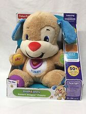 Fisher Price Laugh & Learn Smart Stages Puppy Dog Learning Toy Kids 6-36 Months