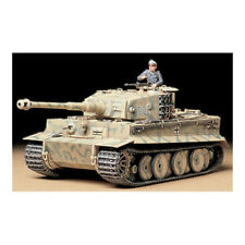 TAMIYA 35194 German Tiger I Mid Production Tank 1:35 Military Model Kit