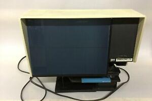Vintage 3M Consultant 114 Microfilm Microfiche Reader