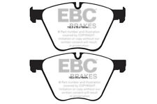 EBC Redstuff Front Brake Pads for BMW X5 (F15) 4.4 Twin Turbo (50) (2013 on)