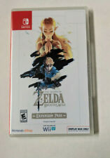 Legend of Zelda Breath of the Wild Expansion Pass Display Switch Promo Game Case