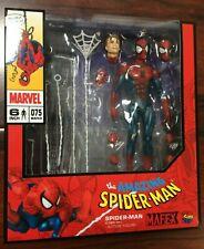 GENUINE Medicom MAFEX No. 75 Spider-Man Comic Vers. 6-Inch Figure MISB US Seller