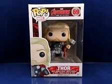 THOR 69 Avengers Age Ultron Marvel Funko Pop Exclusive Heroes Hammer Vinyl