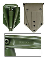 Genuine German BUND Military Issue Trifold Shovel Entrenching Tool GE made NEW