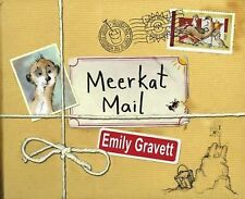 Meerkat Mail by Emily Gravett (2007, Picture Book)