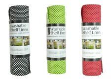 Washable Non Adhesive Refrigerator Bin & Shelf Liners ~ New