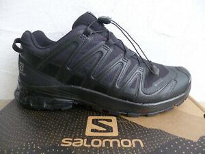 Salomon Sportschuhe Halbschuhe Sneakers XA PRO 3D v8 GTX schwarz Neu!!!
