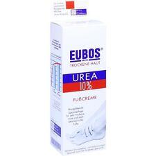 EUBOS TROCKENE HAUT Urea 10% Fusscreme   100 ml   PZN3447871