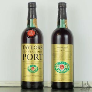 VINO PORTO TAYLOR'S 20 YEARS OLD 75 CL 20°