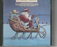 Country Christmas, Vol. 1 [RCA] by Various Artists (CD, RCA) 078635481228