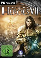 Might And Magic: Heroes VII (PC, Nur Uplay Key Download Code) Keine DVD, No CD