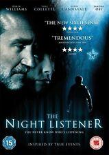 The Night Listener - Robin Williams, Toni Collett, Patrick New Region 2 UK DVD
