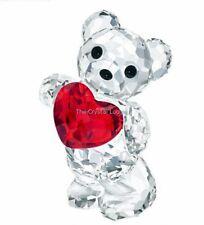 Swarovski Crystal Birthstone Kris Bears-Set of 12 (Jan to dec) Comme neuf en boîte