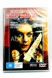 The Wind - The Nico Masterakis Collection - Rare DVD Aus Stock New Region ALL