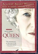 The Queen  NEW DVD  Helen Mirren, James Cromwell, Michael Sheen