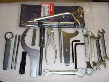Honda VFR800FI 800 Tool Kit + Wheel Wrench 1998-1999 Interceptor 89010-MBG-000
