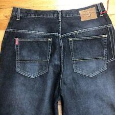 Shady Limited Ltd Eminem Slim Shady Baggy Rap Hip Hop Relaxed Jeans Mens 36 X 34