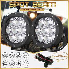 New OSRAM Spotlight 7inch LED Driving Lights Round Spot Offroad 4x4 Work SUV ATV