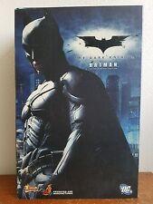 BOX & ACCESSORIES ONLY DC Direct Dark Knight Batman Bruce Wayne Collectors MMS71