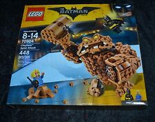 2017 LEGO THE BATMAN MOVIE CLAYFACE SPLAT ATTACK 448 PCS. # 70904 FACTORY SEALED