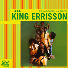 King Errisson - The Magic Man/L.A. Bound (CDSEWD 144)