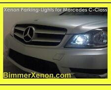 *XENON PARKING LIGHTS for MERCEDES-BENZ C350 / C300 / C250 / C63 (W204/C204)AMG