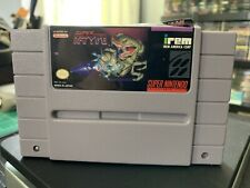 Super R-Type - SNES Super Nintendo Video Game - Cart Only
