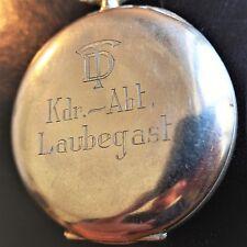 interess. STOPPUHR, EXCELSIOR PARK, wohl: D. Turnerschaft, Laubegast, ca. 1920
