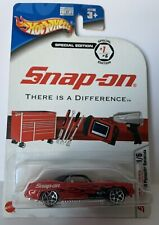 Hot Wheels Snap-On Exclusive '70 Plymouth Barracuda #1/6 *Red* 1/64