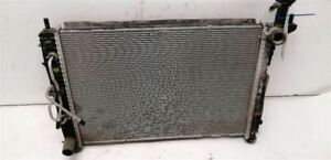 Radiator VIN J Limited AT W/O Heavy Cool 22893856 Fits 08-17 Buick Enclave OEM