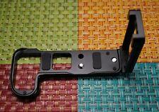 Dedicated L-Bracket Grip for Nikon Z6 & Z7 A Arca-Swiss Dovetail Compatible