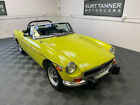 1974 MG MGB 1974 MGB. WELL-PRESERVED, GREAT DRIVING ORIGINAL. 1974 MGB. CITRON YELLOW. EXCELLENT, WELL-PRESERVED, GREAT DRIVING ORIGINAL