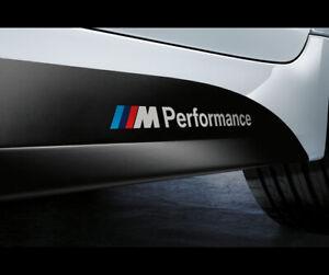 M Power Performance Motorsport 320i M3 M5 X5 BMW Vinyl die-cut Decal Sticker