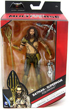 DC comics MULTIVERSE DAWN OF JUSTICE exclusive AQUAMAN Gold trident