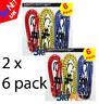12x Bungee Cord Elastic  Luggage Straps Rope Hooks Stretch Tie Car Bike