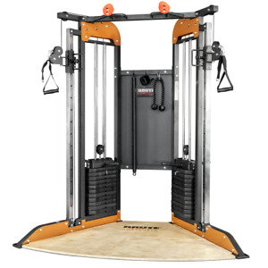 BRUTEforce® FUNCTIONAL TRAINER TWIN STACK CABLE CROSS OVER TSC800