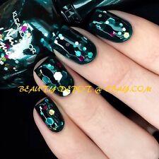 New Kleancolor FULL SIZE GLITTER Nail Polish Color