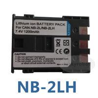 2x batería CARGADOR canon md150 md-150 bp-2l14