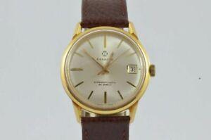 Candino Automatic Vintage Men's Watch 34MM Steel RAR Nice Condition 3