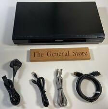 Panasonic DMR-XW380 - hd tdt disco duro y DVD grabadora-SD USB RAM-Probado
