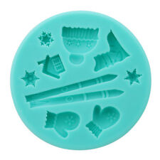 Snow Boots Silicone Cake Fondant Mould Chocolate Sugarcraft Mould Kitchen Tool S