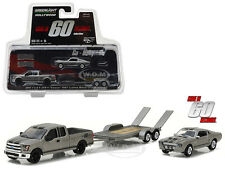 """2015 FORD F-150 MUSTANG ELEANOR """"GONE IN SIXTY SECONDS"""" 1/64 GREENLIGHT 31030 C"""