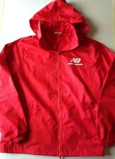 VESTE IMPER - JACKET NEW BALANCE // ROUGE - RED // STYLE LIVERPOOL // TAILLE S