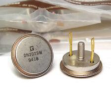 2x PNP Germanium Leistungs-Transistor 2N2079 M / 2N 2079 M, SEL, NOS