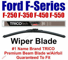 2009-2015 Ford F250 F350 F450 F550 F-Series Super Duty Premium Wiper Blade 19220